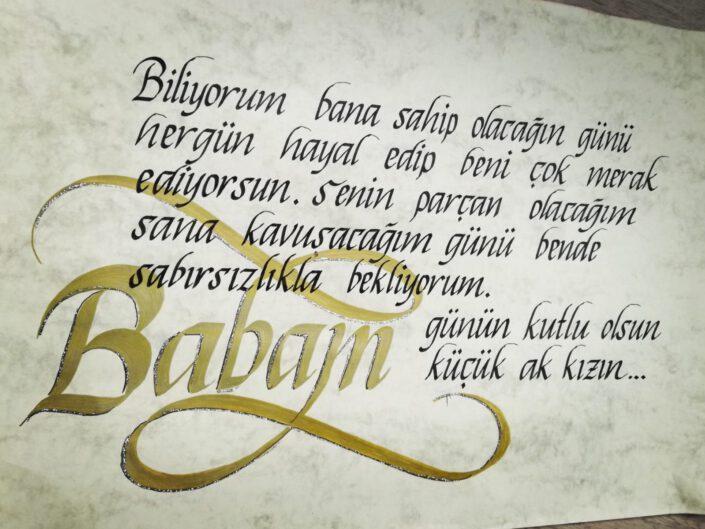 kaligrafi yazılı kağıtlar, hat yazılı kağıtlar, ayet yazılı kağıtlar, osmanlıca yazılı kağıtlar, arapça yazılı kağıtlar
