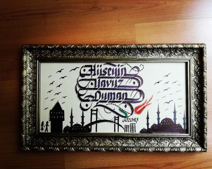 hat yazısı tabloları, kaligrafi yazısı tablo, hat yazı tablo fiyatları, kaligrafi yazı tablo fiyatları