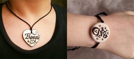 kolye yazısı, kolye kaligrafi yazı, bileklik yazı, bileklik kaligrafi yazısı